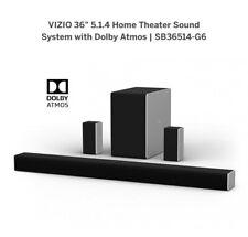 VIZIO SB36514-G6 5.1 Channel Home Theater Speaker System