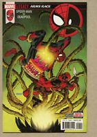Spider-Man / Deadpool #25-2018 nm 9.4 this issue had 1 cover