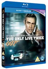 You Only Live Twice DVD (2015) Sean Connery, Gilbert (DIR) cert PG ***NEW***