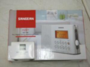 Sangean H201 Am/fm/weather Waterproof Digital Shower Radio