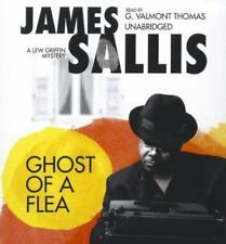 The Lew Griffin Mysteries: Ghost of a Flea by James Sallis (2012, CD, Unabridged