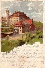 Ansichtskarten aus Schleswig-Holstein mit dem Thema Burg & Schloss