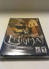 Age of Enigma (New! PC Game) Sealed W/Bonus Game Windows 10 8 7 Vista XP