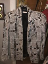 Kookai Cambridge Blazer Size 38 - Good Condition With Defects