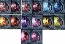STAR TREK: DEEP SPACE NINE - Serie Completa Stag. 1-7 (48 DVD) - DVD NUOVI