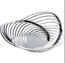 More details for alessi trinity basket aco02 free delivery