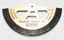 BULOVA  CAL. 11 AFAC   ROTOR  PART No. 1143