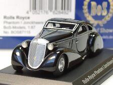 BoS Rolls Royce Phantom I Jonckheere coupé, noir - 87115 - 1:87