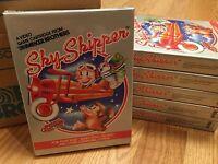 SKY SKIPPER -- for ATARI 2600 Video Game System FRESH CASE -  NOS - BRAND NEW