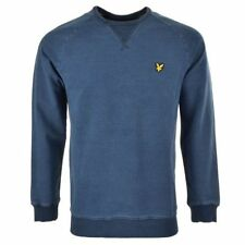 Lyle & Scott Men's Medium Knit Crew Neck Jumpers & Cardigans