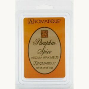 Aromatique Pumpkin Spice Melts Cubes 2.7 oz 77g