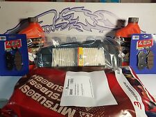 REPLACEMENT KIT SYM CITYCOM 300 OLIO ROIL FILTER BELT BRAKES FRONT REAR 2011