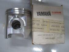 Yamaha nos Pistón 1st o/s 3R3-11635 YZ125 G 1980