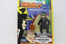 VINTAGE PLAYMATES DICK TRACY THE BLANK ACTION FIGURE MOC
