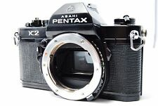 Pentax K2 35mm Film Camera Body Only  SN7055208  **Excellent+**