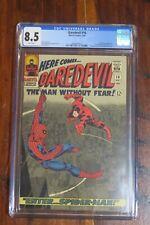 Daredevil #16 May 1966  CGC 8.5