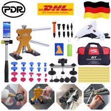 42× PDR Ausbeulwerkzeug Dellenlifter Reparatur Klebepistole Dellenentfernung Set