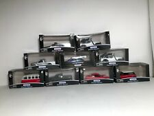 9 Diecast Car Lot - Kid Connection Power Racer, Porche, Jeep, Ford, Dodge, VW