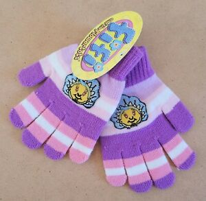 Fifi & The Flowertots – Fifi Kids/Girls Gloves Size 1-6 New With Tags