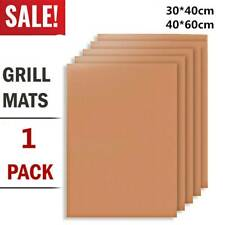 BBQ Grill Mats Baking Mats Non Stick Mat Pad Bake Cooking Sheet Liner -Two Size