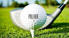 Polara Ultimate Straight Golf Balls 3 Ball Sleeve sent by Amazon Warehouse UK*