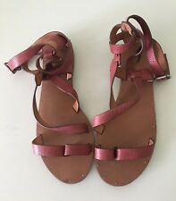 J CREW Madewell Allie Gladiator Size 7 # A8712 $118 SOLD OUT