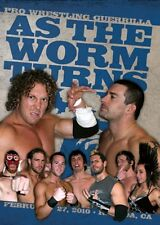 Pro Wrestling Guerrilla: As The Worm Turns DVD, PWG Kenny Omega Davey Richards