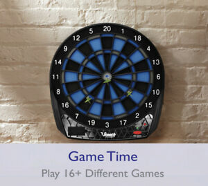 Viper VTooth 1000 EX Electronic Dartboard LED Blue Tooth WiFi iphone Android APP