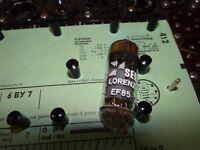 Röhre Lorenz EF85 Tube 6 mA Valve auf Funke W19 geprüft BL-1872