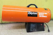 DAYTON PROPANE 150000 BTU NATURAL GAS HEATER
