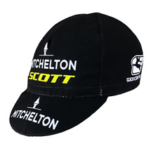 2019 Michelton Scott Professional Team Cycling Cap - Made in Italy by Apis
