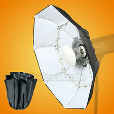 "70cm / 27"" WHITE Studio Collapsible Beauty Dish fr Bowens Mount Studio Flash"