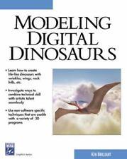 Modeling Digital Dinosaurs Charles River Media Graphics Software