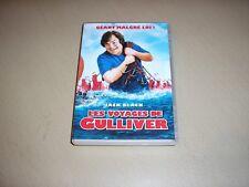 """DVD,""""LES VOYAGES DE GULLIVER"""",jack black"""
