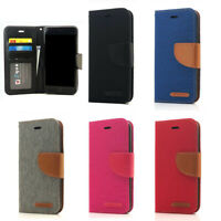 Lot/6 Mesh Portfolio wallet case for Samsung Galaxy A10e Wholesale