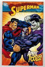 SUPERMAN #181 - MATTEL TOYS REPRINT - ED MCGUINNESS ART & COVER - 2002