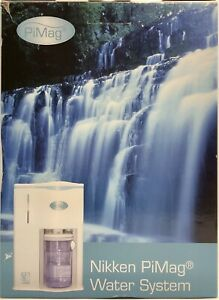NIKKEN PiMAG Water System #1356 - NEW