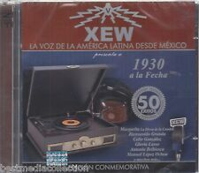 2 CD's - 1930 A La Fecha CD XEW Edicion Conmemorativa 50 Tracks SEALED