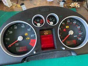Audi TT Mk1 1.8t Cluster Speedo 8N2919930B *New LCD Screen*