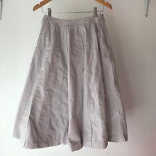 Banana Republic Womens Skirt, Size US 4 / AU 8, Pleated Midi
