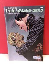 Walking Dead Image Comics #156 Queen and King Death of Alpha Horror Kirkman