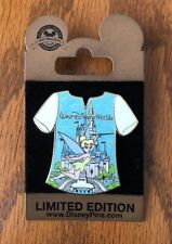 Disney Pin - Pin WDW - Gold Card Collection - T-Shirts - Tinker Bell - LE
