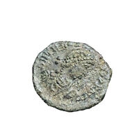 Ancient Roman Empire Copper Coin Artifact Authentic Antiquity Bible Age Old 5O