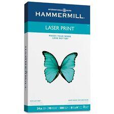 "Hammermill 10461-2 Laser Print Paper - Legal - 8.5"" X 14"" - 24lb - (ham104612)"