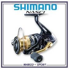 Novita' Mulinello Shimano nasci C 3000 FB DH P4 Hagane Leggero spettacolare