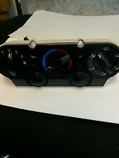 Ford fiesta 02-05 heater control panel ..part number 2S6H-18549-BF