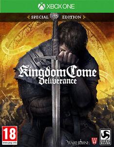Kingdom Come Deliverance Special Edition XBOX ONE IT IMPORT DEEP SILVER
