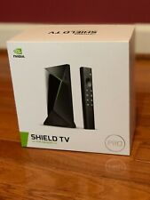 New NVIDIA SHIELD TV Pro Streaming Media Player 4K HDR 16Gb 2019