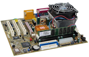 ATI Motherboard P29-101-15A9 with AMD Athlon XP 2200+ @ 1.8GHz & 256MB RAM
