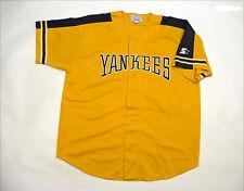 * Vintage Jersey MLB Baseball New York Yankees Shirt Starter